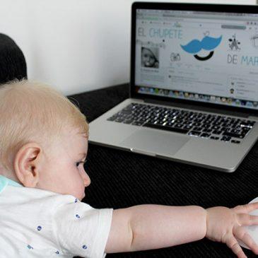 ¡Mamá! ¡Quiero ser Bloguero!